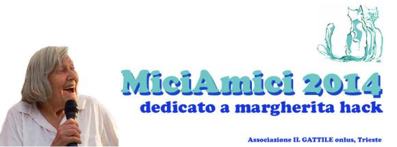 MiciAmici 2014, Assoc Il Gattile onlus di Trieste