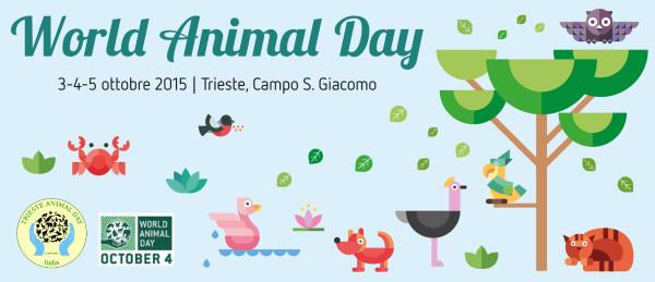 World Animal Day Trieste 2015